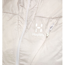 Haglöfs L.I.M Barrier Vest Women stone grey